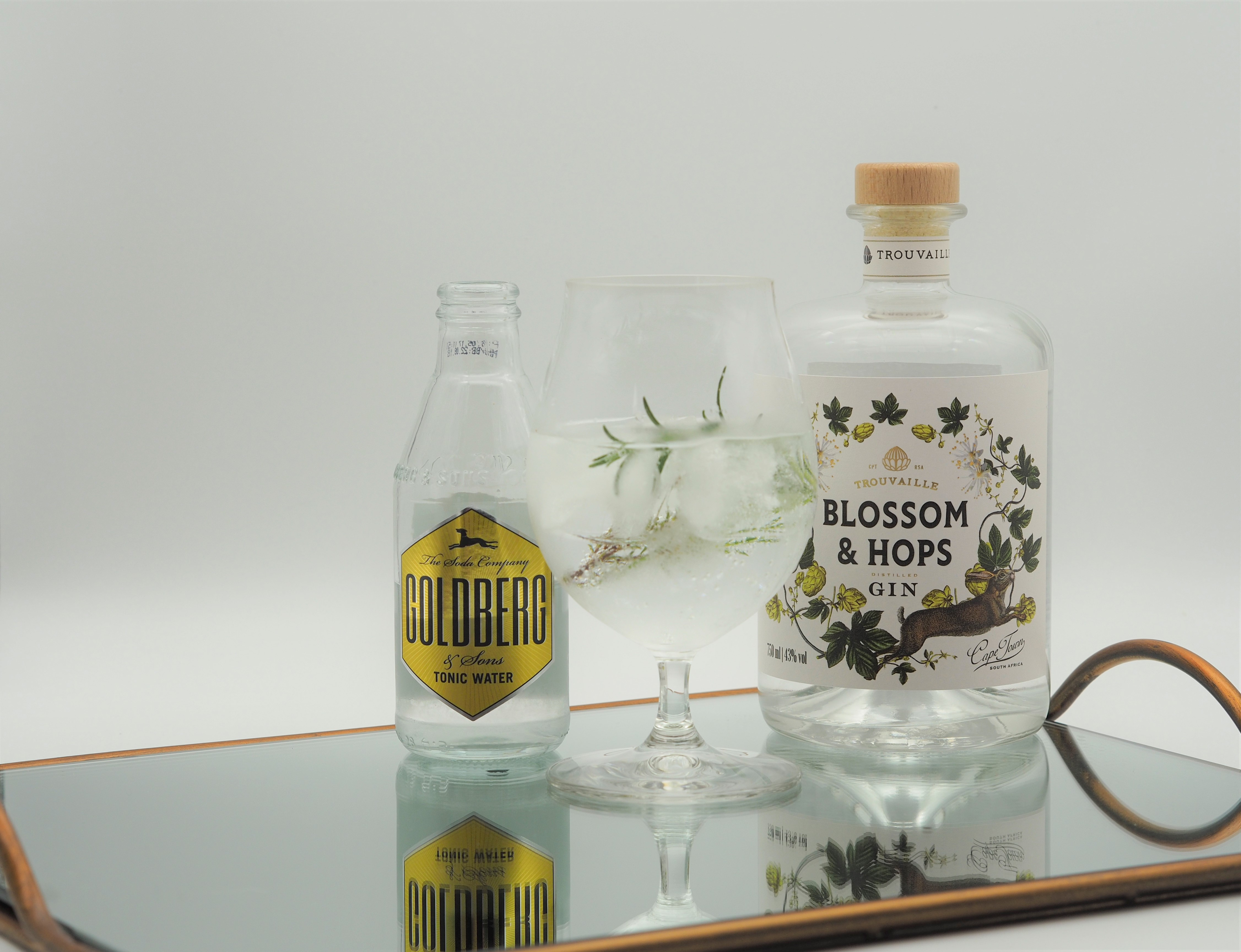 Blossom and Hops, Rosemary and Goldberg and Sons