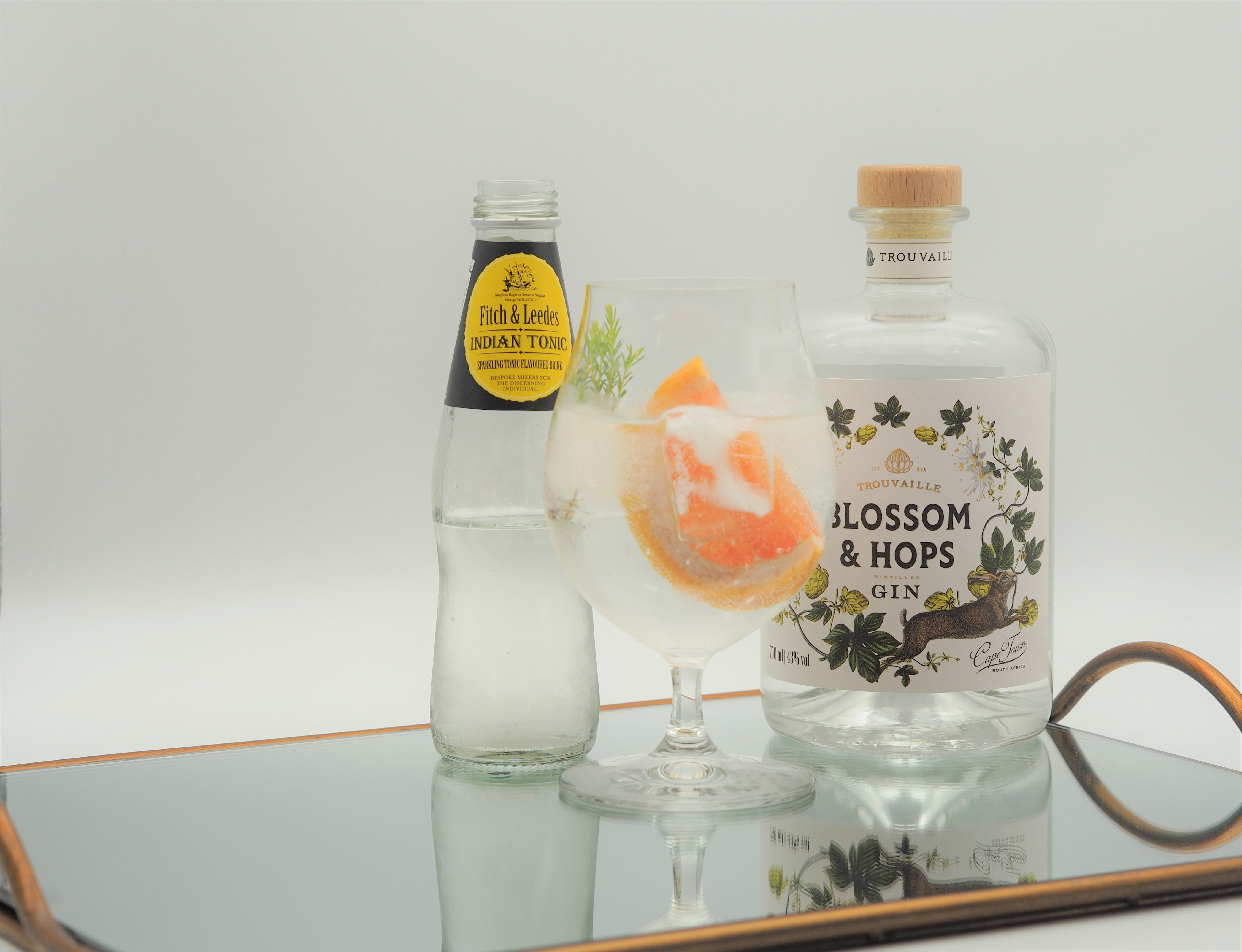 Blossom and Hops with Citrus
